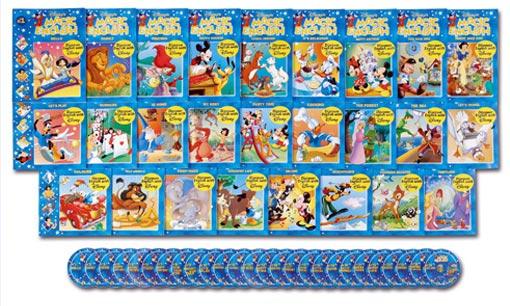 آموزش زبان انگلیسی کودکان Magic English