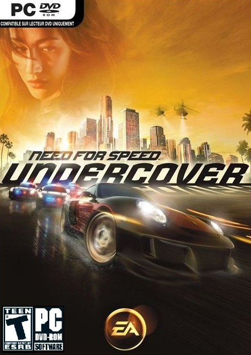 بازی Need For Speed Undercover برای PC