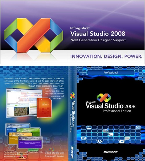 نرم افزار Microsoft Visual Studio 2008 Professional Edition